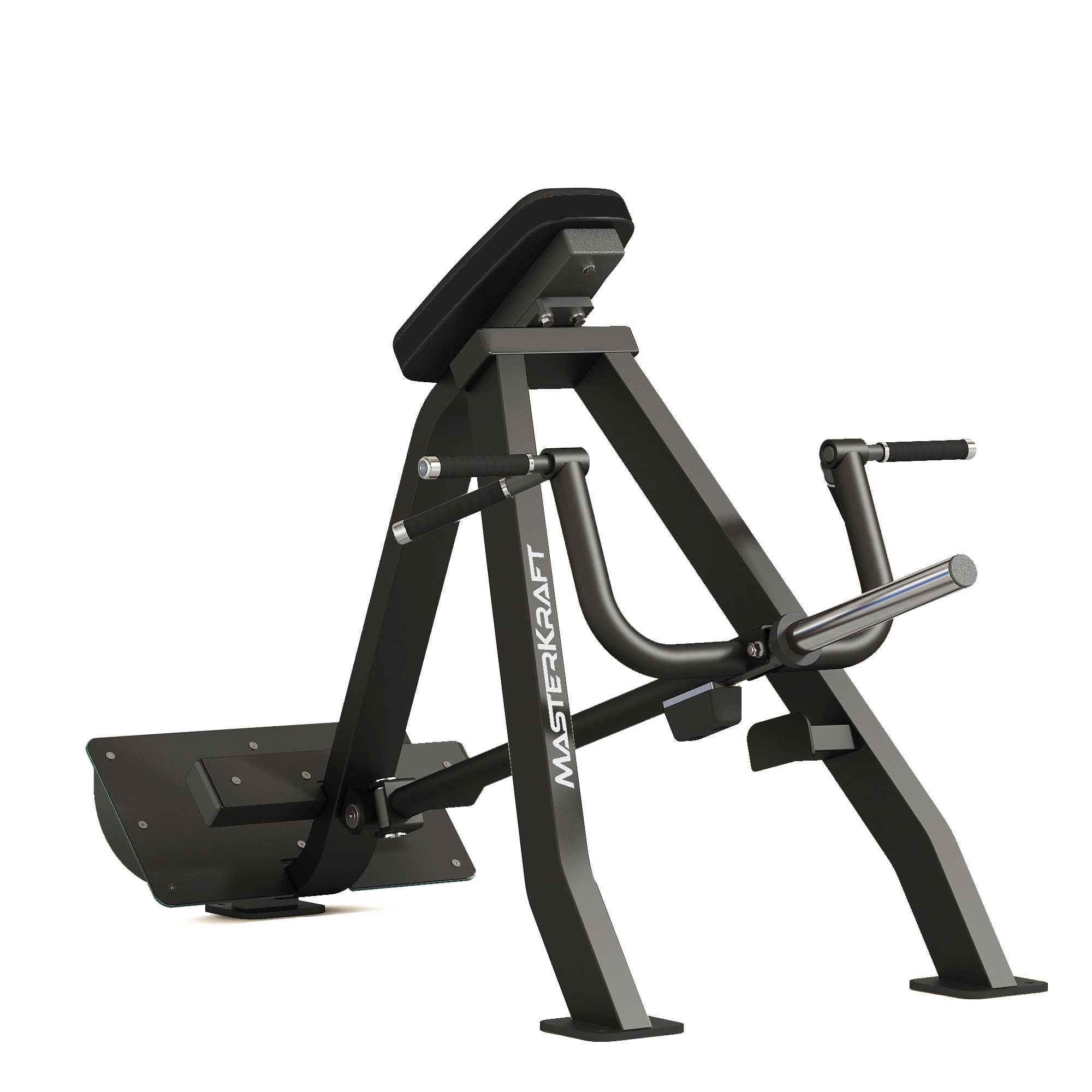 Incline T-Bar Row Machine