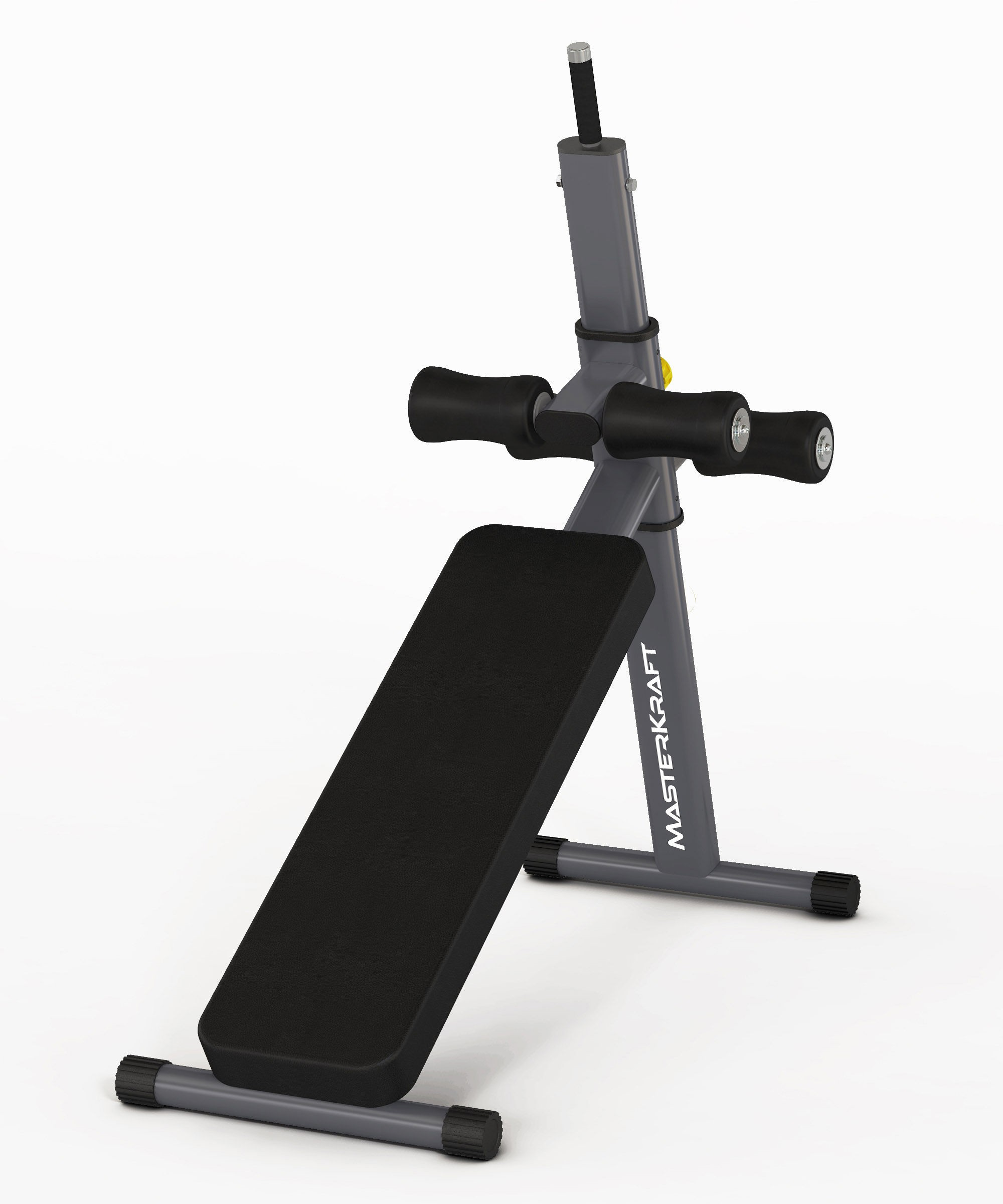 MasterKraft Advantage Adjustable Abdominal Bench