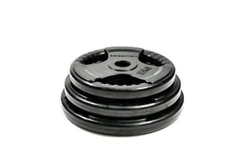 Olympic Rubber Weight Plate (50Mm Diameter)