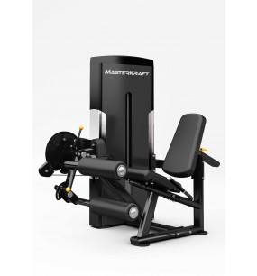 MasterKraft Premier Leg Extension & Leg Curl Machine