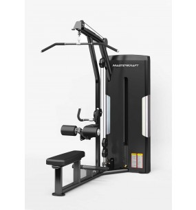 MasterKraft Premier Lat Pulldown & Seated Row Machine