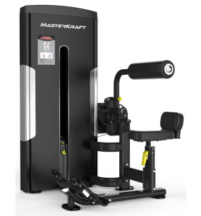 MasterKraft Premier Ab/Back Extension Machine