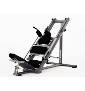 MasterKraft Advanced Leg Press & Hack Squat Machine
