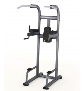 MasterKraft Advanced Vertical Knee Raise, Chin up & Tricep Dip Machine