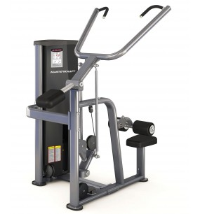 MasterKraft Advanced Lat Pulldown Machine