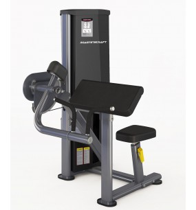 MasterKraft Advanced Arm Curl Machine