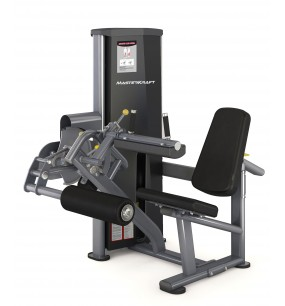 MasterKraft Advanced Seated Leg Curl Machine