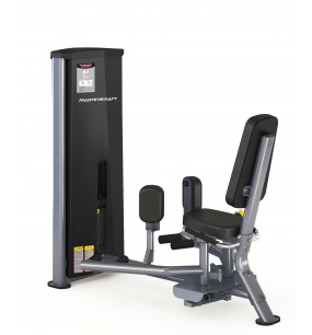 MasterKraft Advantage Abductor & Adductor Machine