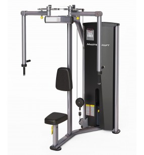 MasterKraft Advanced Pec Deck & Rear Deltoid Machine