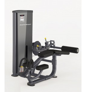 MasterKraft Advanced Lying Leg Curl Machine