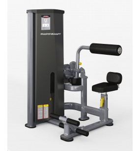 MasterKraft Advanced Ab/Back Extension Machine