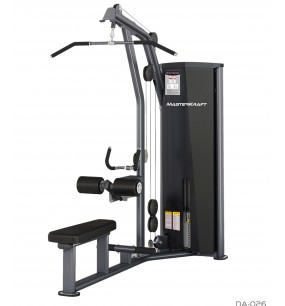 MasterKraft Advanced Lat Pulldown & Seated Row Machine