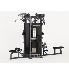 MasterKraft Advanced 4 Station Multi Gym