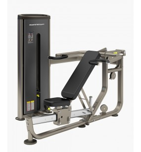 MasterKraft Advanced Multi Press Machine- Fully Adjustable (220lbs)