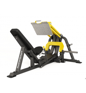 MasterKraft Premier Plate Loaded Leg Press Machine