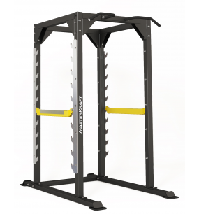 MasterKraft Premier Olympic Power Rack