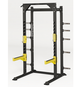 MasterKraft Premier Olympic Half Power Rack