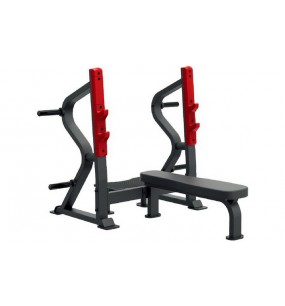 MasterKraft Premier Olympic Flat Weight Bench