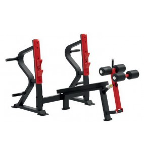 MasterKraft Premier Olympic Decline Weight Bench