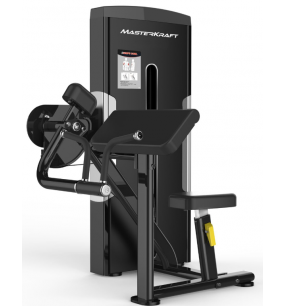 MasterKraft Premier Arm Curl Machine