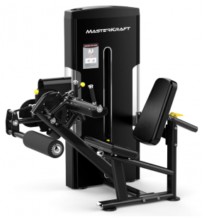 MasterKraft Premier Seated Leg Curl Machine