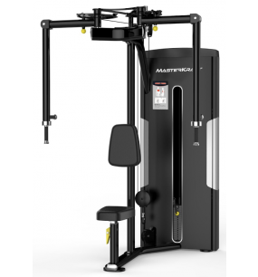 MasterKraft Premier Pec Deck & Rear Deltoid Machine