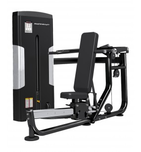 MasterKraft Premier Multi Press Machine- Fully Adjustable (220lbs)