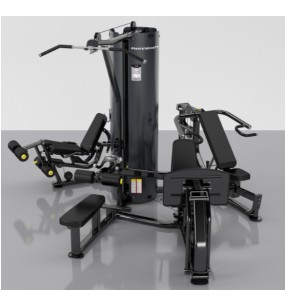 MasterKraft Dual 4 Station Multi Gym