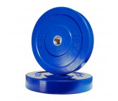 Olympic Bumper Plates- 20Kg (Blue)