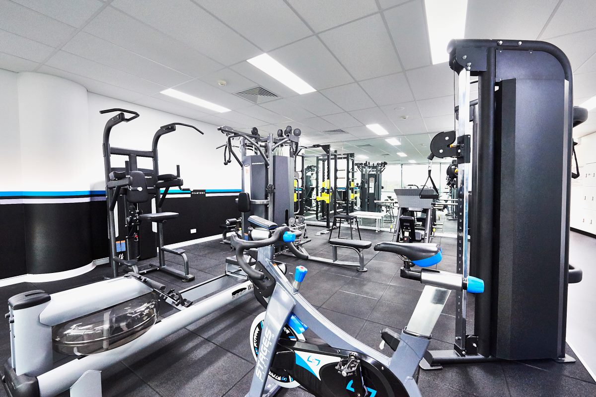 MasterKraft gym fit out